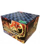 Салют Огненный дракон 100 залпов 30 мм