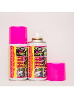 Меловая смываемая краска waterpaint розового цвета в Кирове