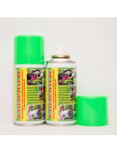 Меловая смываемая краска waterpaint зеленого цвета
