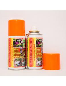 Меловая смываемая краска waterpaint оранжевого цвета