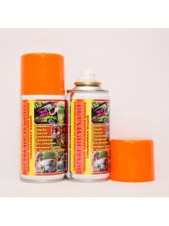 Меловая смываемая краска waterpaint оранжевого цвета в Кирове