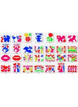Трафареты для меловой краски waterpaint (в ассортименте)