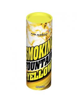 цветной дым в Кирове (Желтый)
