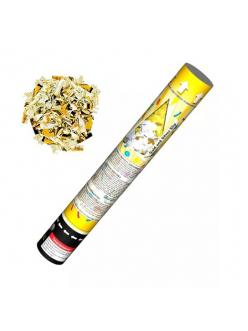 Пневмохлопушка - Maxsem - наполнение: конфетти прямоугольники в Кирове по низким ценам
